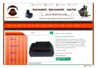 accu BOSCH 3601H61S10