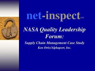 net -inspect ™