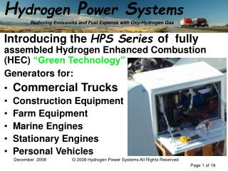 Generators for: Commercial Trucks   Construction Equipment   Farm Equipment   Marine Engines   Stationary Engines   Pers