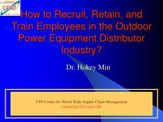 How to Recruit, Retain, and Train Employees in the Outdoor Power Equipment Distributor Industry?