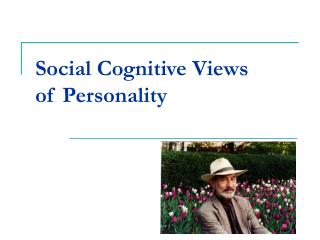 Social Cognitive Views  of Personality