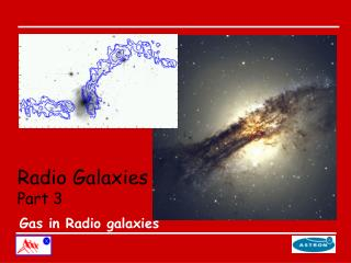 Radio Galaxies  Part 3