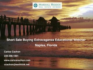 Short Sale Buying Extravaganza Educational Webinar