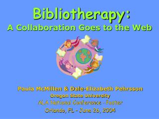Bibliotherapy: A Collaboration Goes to the Web