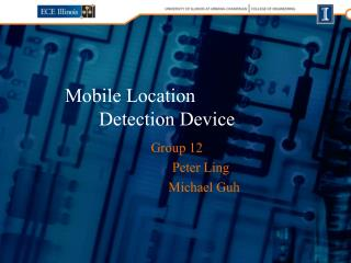Mobile Location          Detection Device