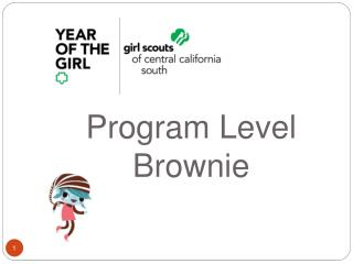 Program Level  Brownie