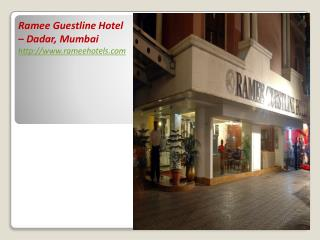 4 Star Budget Hotels In Dadar Mumbai