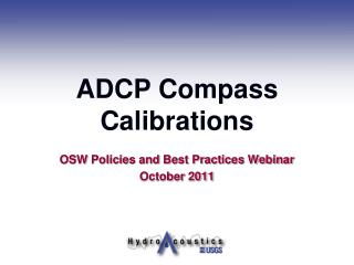 ADCP Compass Calibrations