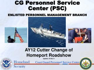 Coast Guard Personnel Service Center