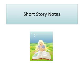 Short Story Notes
