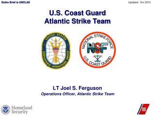 U.S. Coast Guard Atlantic Strike Team