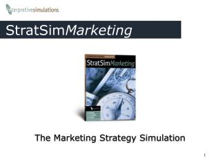 StratSim Marketing
