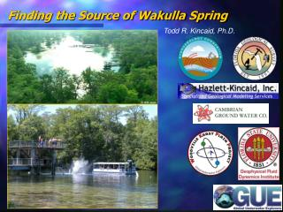 Finding the Source of Wakulla Spring