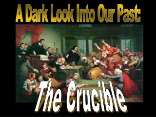 A Dark Look Into Our Past: