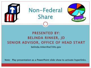 Non-Federal Share