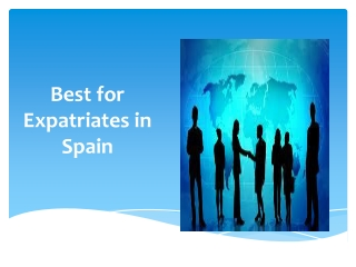 Best for Expatriates in Spain