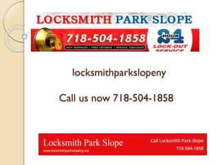 locksmith park slope
