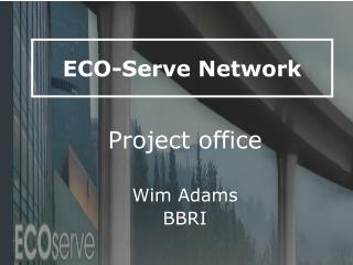 ECO-Serve Network