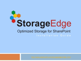 Optimize SharePoint Storage and Performance