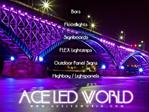 1. About ACE LED World   2. LED: Three letters that bring evolution to lighting   A. What is LED   B. Why switch to LED
