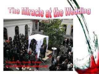 The Miracle at the Wedding