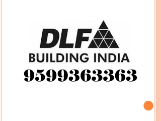 4 BHK APartments- DLF Sky Court Call 9599363363