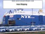 How to Find Professional Auto Shipping Company