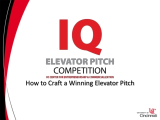 How to Craft a Winning Elevator Pitch