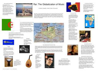 Rai: The Globalization of Music