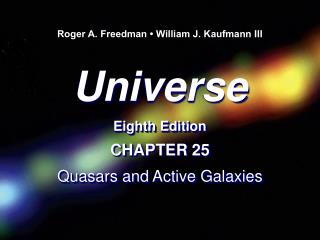 Universe Eighth Edition