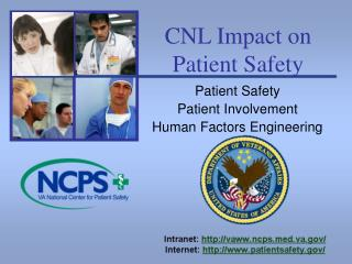 CNL Impact on Patient Safety