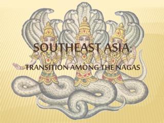 Southeast asia :