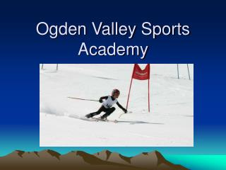 Ogden Valley Sports Academy