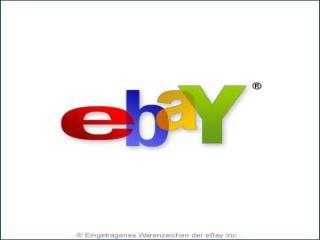 eBay BACKGROUND