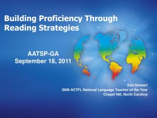 Building Proficiency Through Reading Strategies