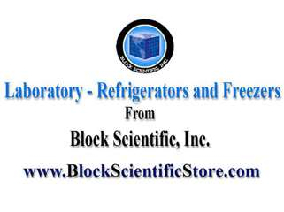 Laboratory Refrigerators And Freezers