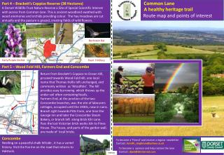 A healthy heritage trail
