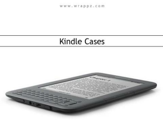 Create Custom Kindle Cases for kindle at Wrappz.com