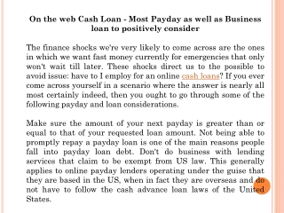 best cash loans online