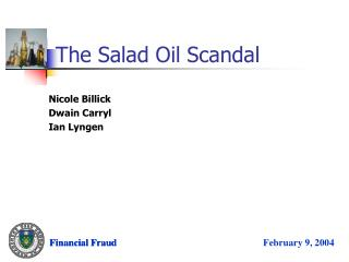 The Salad Oil Scandal