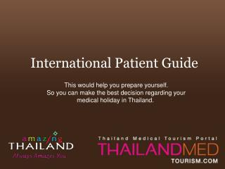International Patient Guide