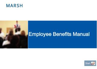 Employee Benefits Manual