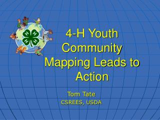 4-H Youth Community Mapping Leads to Action