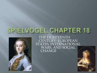 SPIELVOGEL CHAPTER 18