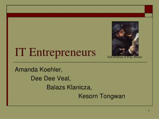 IT Entrepreneurs