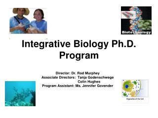 Integrative Biology Ph.D. Program
