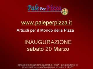 PALE PER PIZZA