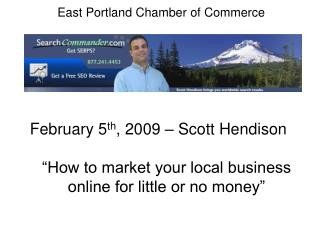 East Portland Chamber of Commerce