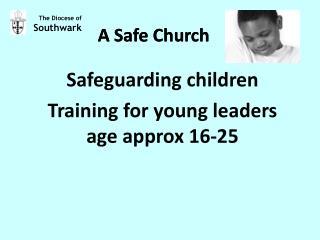 A Safe Church