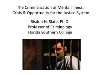 The Criminalization of Mental Illness:  Crisis & Opportunity for the Justice System